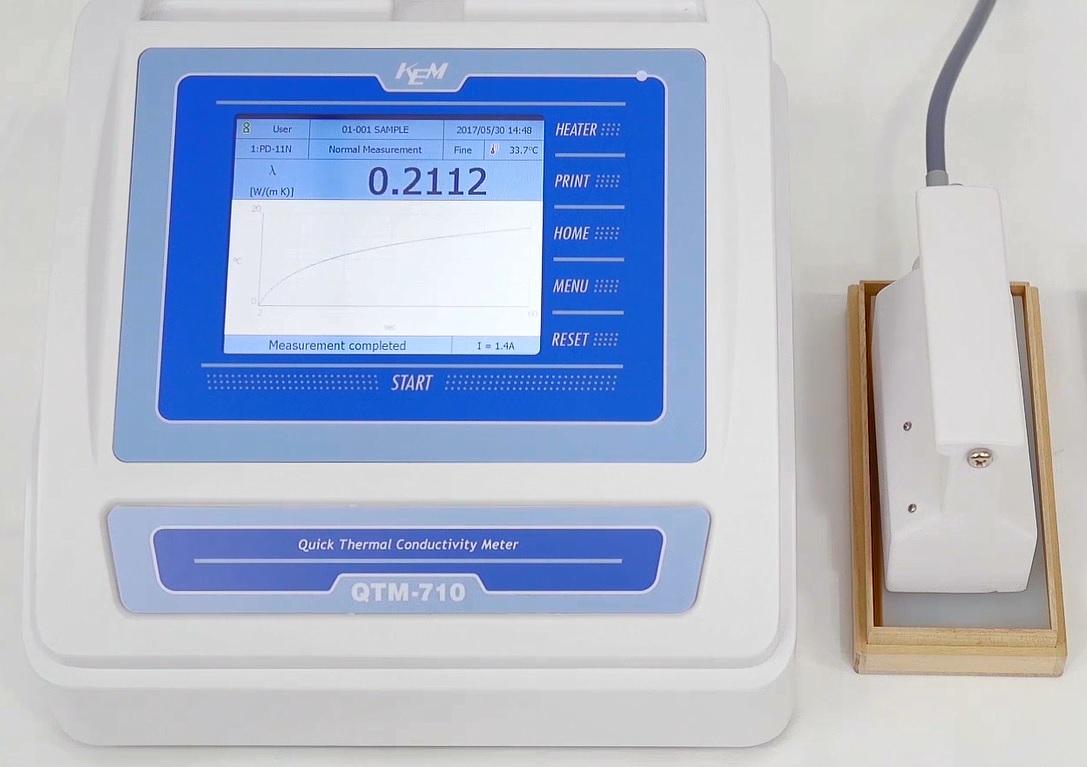 快速导热系数测定仪QTM-700/QTM-710